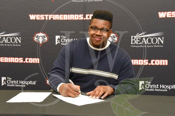 Lakota West Early Signing Day (12/20/17) - Tyler Bentley