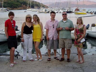 Corfu August 2008