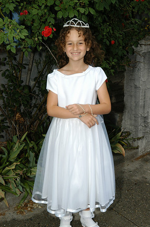 Sofia's Communion May 2009