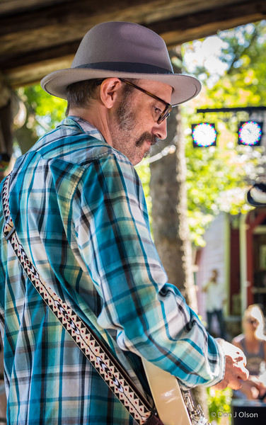 Pete Caritas, Pushing Chain CD release @ Rieder Homestead