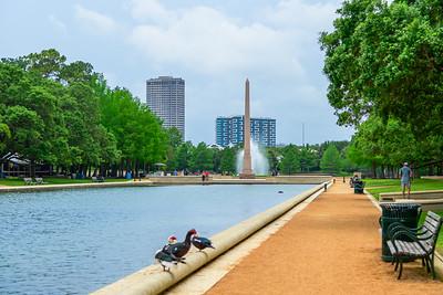 Houston Trip-Hermann Park