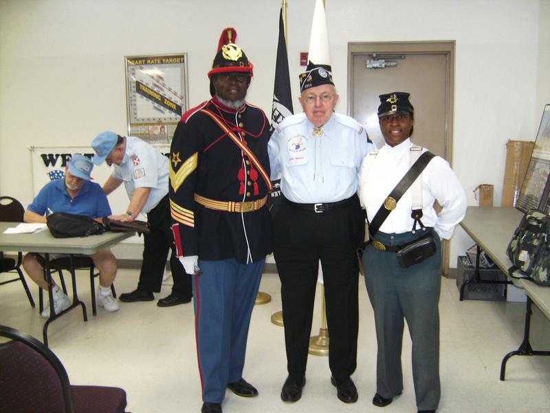 ARIZONA BUFFALO SOLDIERS, MESA, AZ... Korean War Veterans Assoication, Sun City West, AZ. Special Invite: Buffalo Soldiers of the Arizona Territory. June 11, 2010