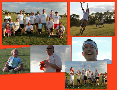 DiscGrace Frisbee Game 06.11.2012