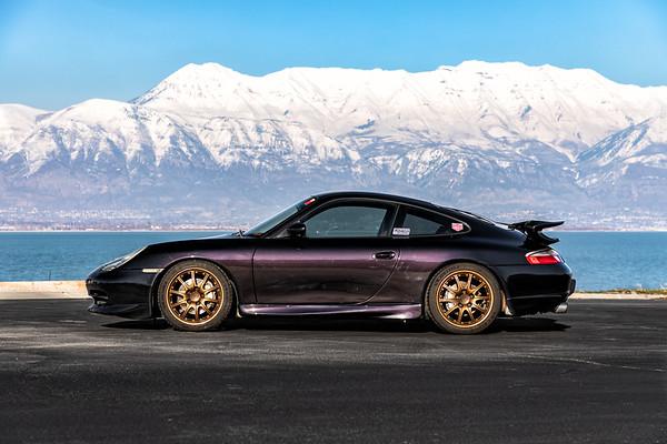 Porsche 911 C4 Millennium Edition