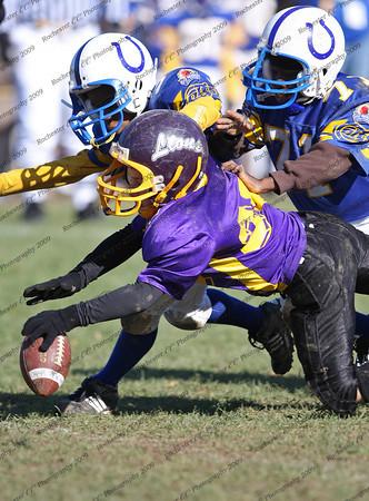 Mitey Mite Purple v. Southwest Colts 10-18-09