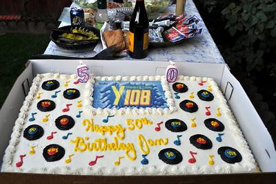 Dan's 50th Birthday Party 2009