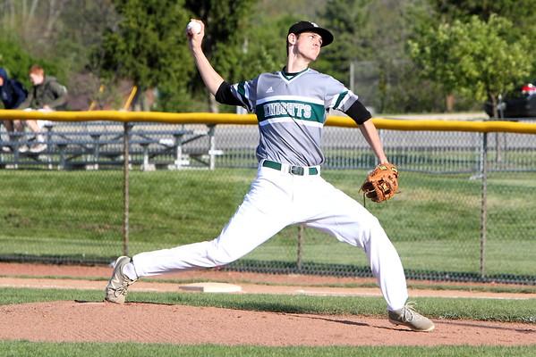 District SemiFinal Baseball - Nordonia v Twinsburg