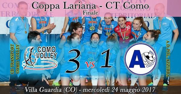 Finale Coppa Lariana
