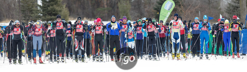 2-1-15 Loppet Sunday - Puoli Loppet (and a few from Sunday Skate Tour)