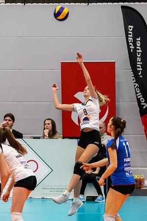 20190222 CUP SG Prinz Brunnenbau Volleys - SG Kelag Klagenfurt