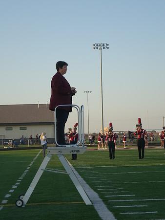 Football Marching Band
