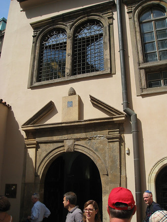Prague: Jewish Quarter Tour 2009-05-26