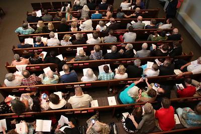 2016 NCJ Conference - Consecration Service - Saturday July 16