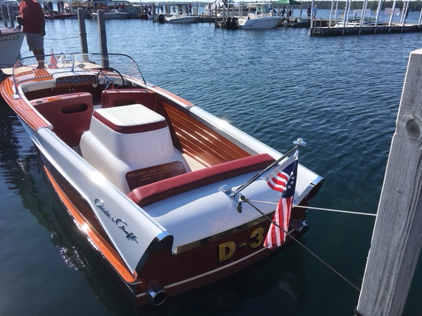 Another Hessel boat show August 2018.