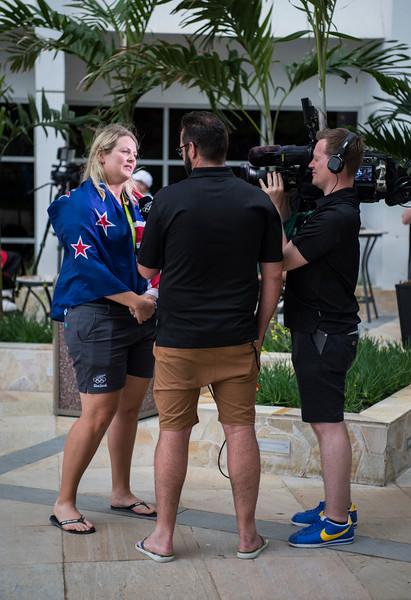 NZ Olympics Rio