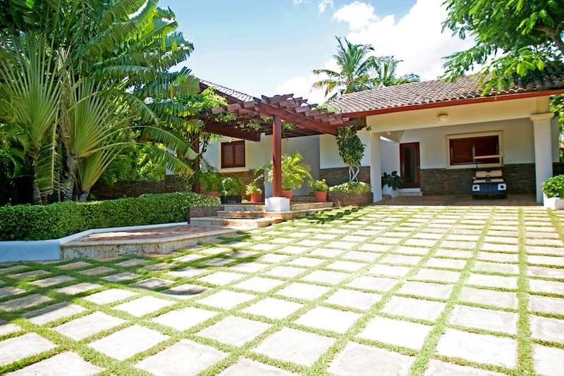 Casa Romana in Casa de Campo, DR