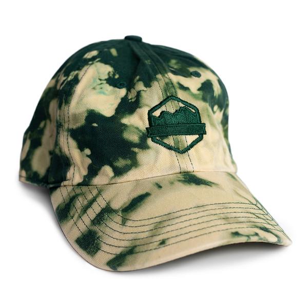 Outdoor Apparel - Organ Mountain Outfitters - Hat -Tie-Dye Cap - Malachite.jpg