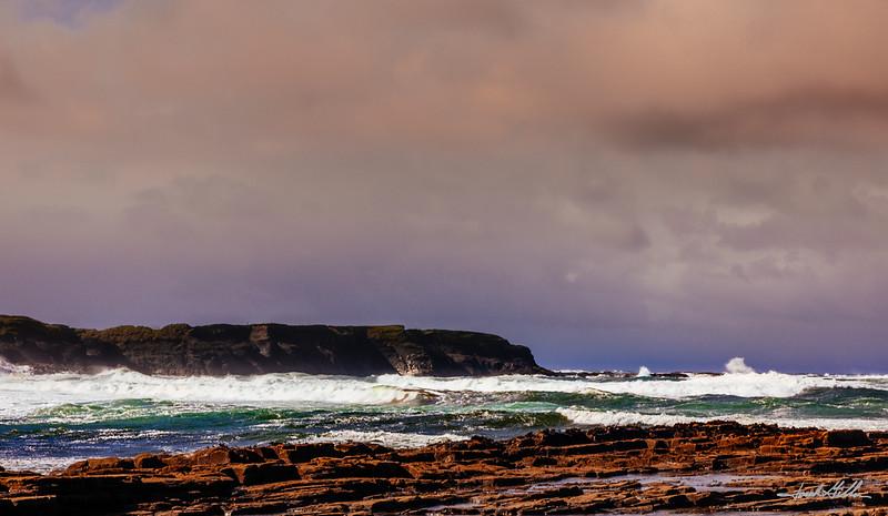 Angry Atlantic Waves
