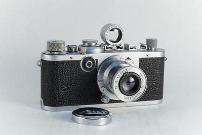 Leica If, 1952