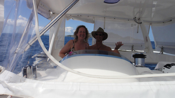 British Virgin Islands by Sailboat, 2/17/2012 - 2/24/2012