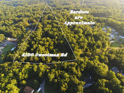 Drone Video Tour of 4100 Sweeetman Rd, Marbury MD 20658