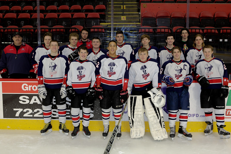 16 01 18 Binghamton Individual & Team Photos