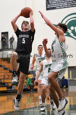 Sherwood vs. West Salem Boys High School Basketball