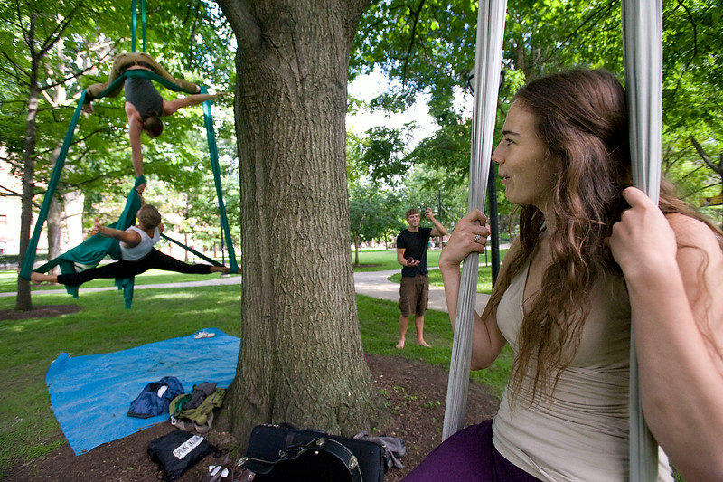 Silks on the Diag