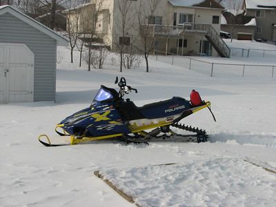 2002 Polaris XC800sp
