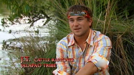 James Thomas Jr. - Survivor Tocantins