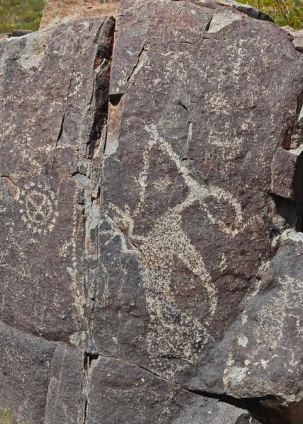 Three Rivers Petroglyph State Park