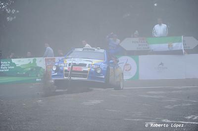 40 Rally Islas Canarias TCSS 5 Moya