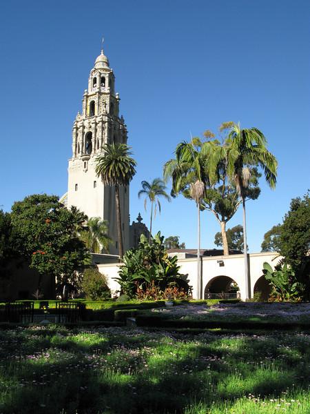 San Diego Area Gardens