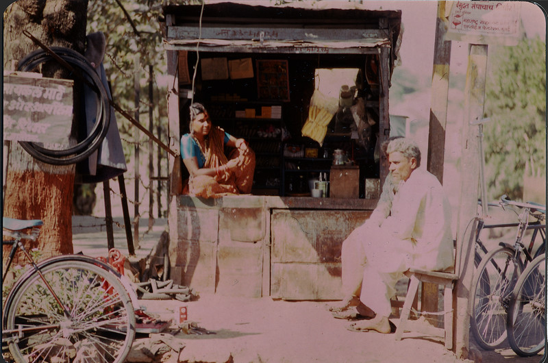 Street Scene, Pune, India