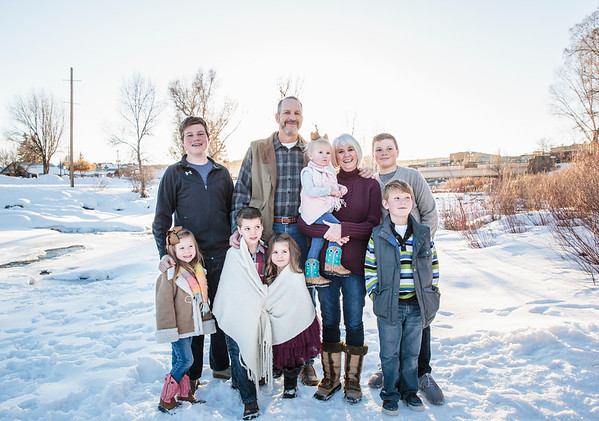 The Forrest Family   February 2019