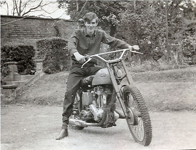 Ian's Motorbikes & Cars through the years