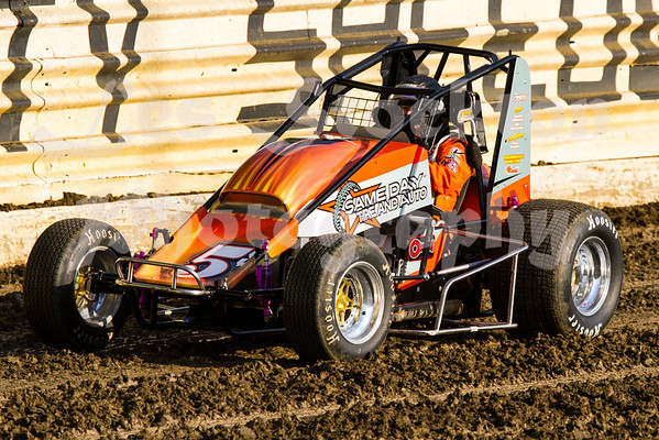 2016.05.20 - Racing at Creek County Speedway
