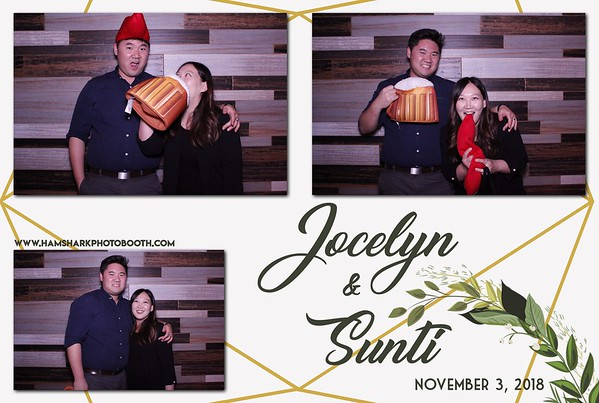 Jocelyn and Sunti Wedding