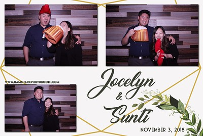 Jocelyn and Sunti Wedding