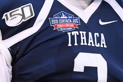 NCAA Football: Cortland vs Ithaca at MetLife; 11/16/19