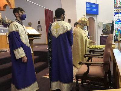 Palm Sunday in New Britain, CT (Mar. 28, 2021)