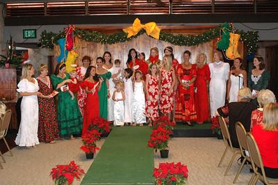 2006 Princess Kaiulani Fashion Show 12-1-2006