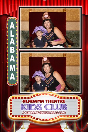 Alabama Theatre TBK Club 07-09-15