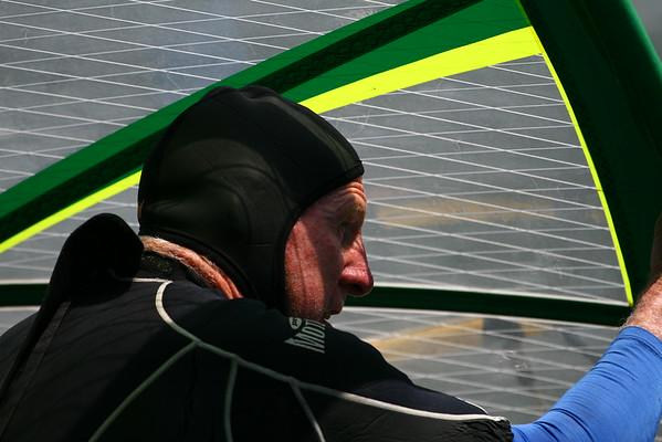 Dave the Windsurfer
