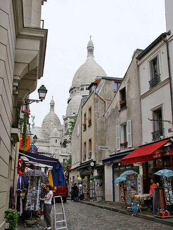 Mijn Droom City Trip 'Parijs'