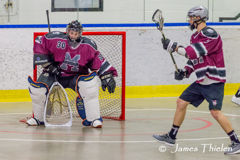 Game, May 27, 2017, Calgary Mountaineers vs Okotoks Marauders