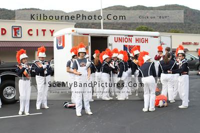 Homecoming parade vs Central 10-12-12