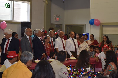GMOC - Seniors Birthday Event