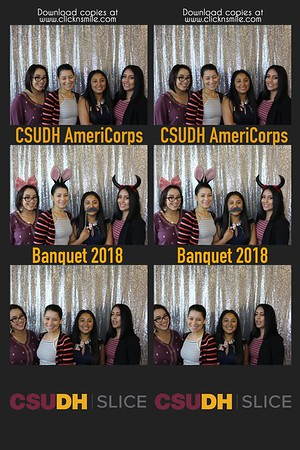 2018 AmeriCorps Member Banquet