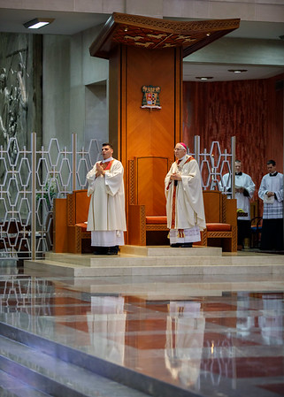 Priests & Deacons Through Ordination and First Mass